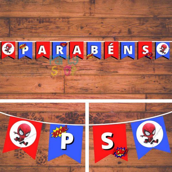 bandeirola artesanal bannp011