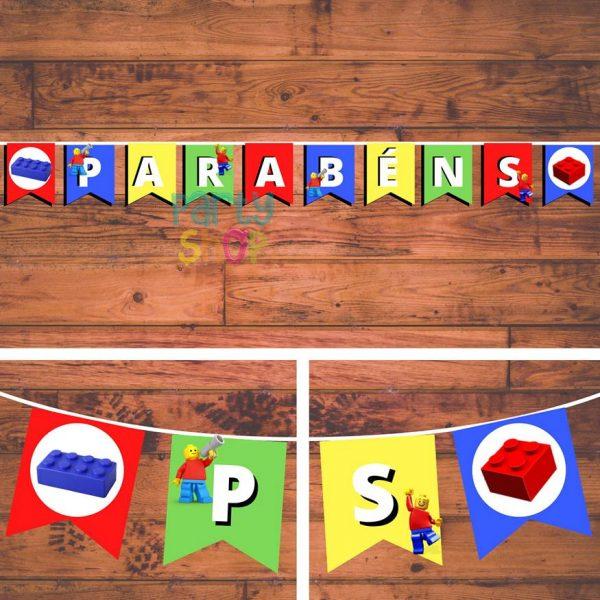 bandeirola artesanal bannp013