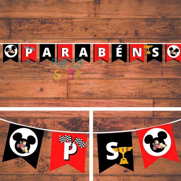 bandeirola artesanal bannp018