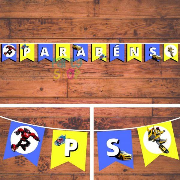 bandeirola artesanal bannp039