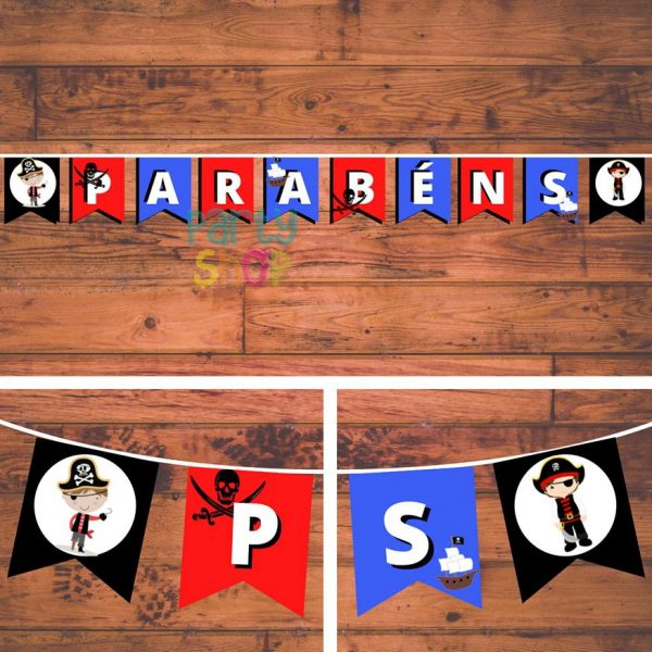 bandeirola artesanal bannp049