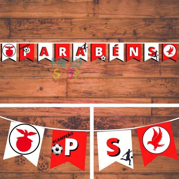 bandeirola artesanal bannp082