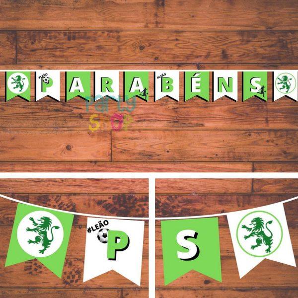 bandeirola artesanal bannp083