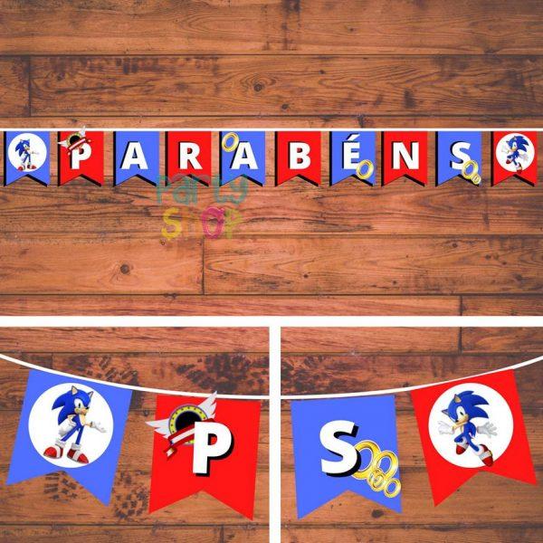 bandeirola artesanal bannp089