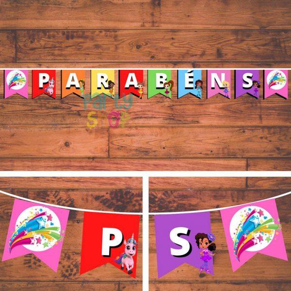 bandeirola artesanal bannp093