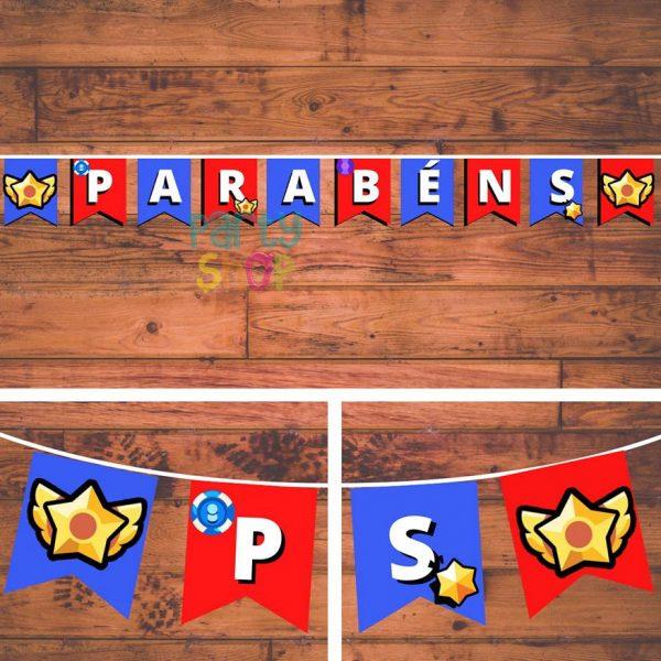 bandeirola artesanal bannp100
