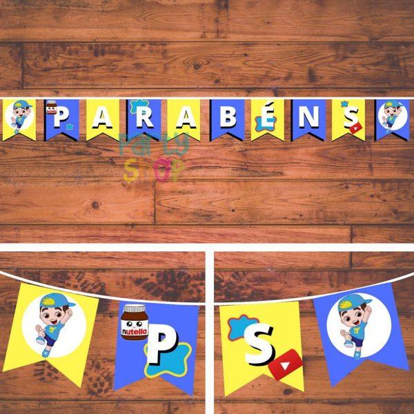 bandeirola artesanal bannp110
