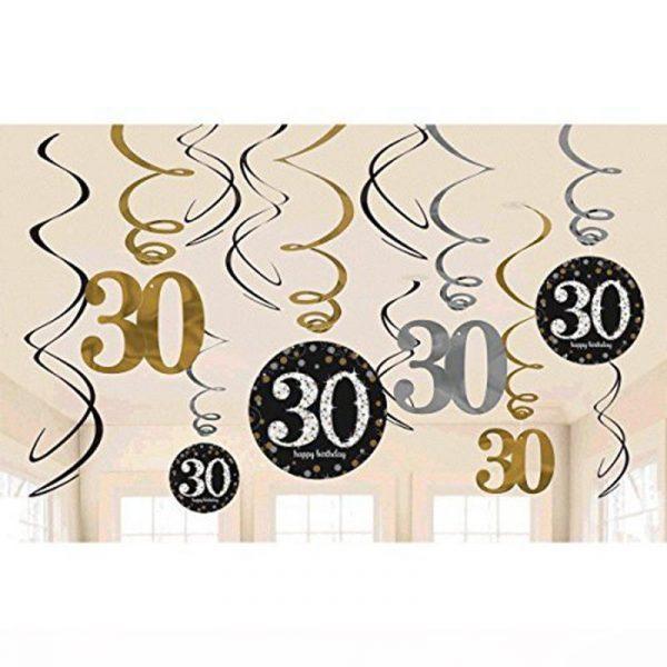decoracao 30 anos aniversario