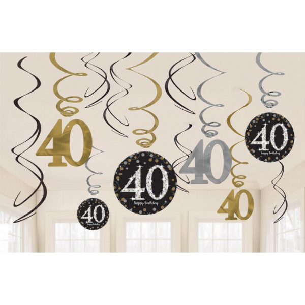 decoracao 40 anos bodas