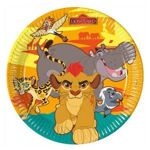 Rei Leão - A guarda do Leão