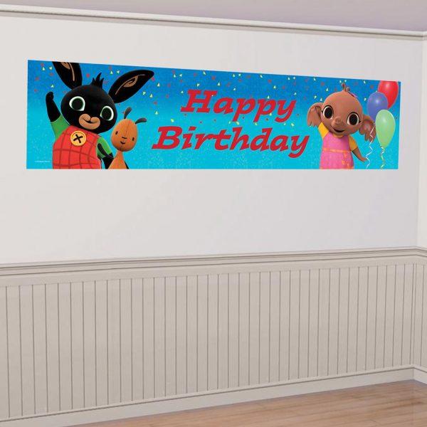 poster bing festa 270cm
