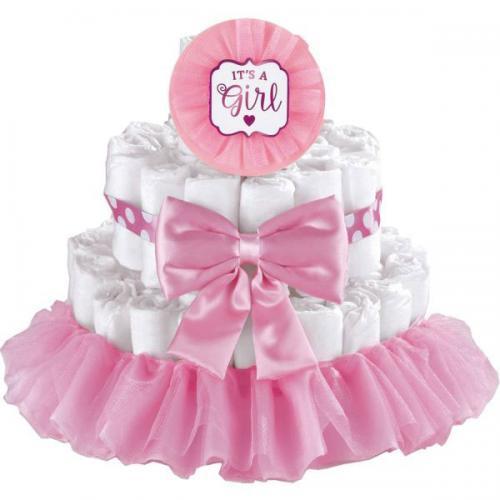 500x500 b baby shower blojtarta kit its a girl 1