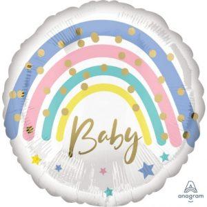 balao para nascimento 45cm baby