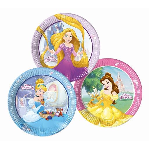 pratos princesad 8x
