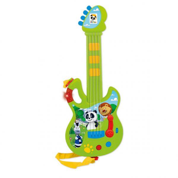 275807 3 panda concentra guitarra