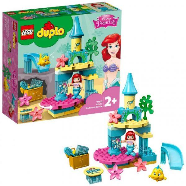 5702016618129 10922 lego duplo ariels onderzeese kasteel