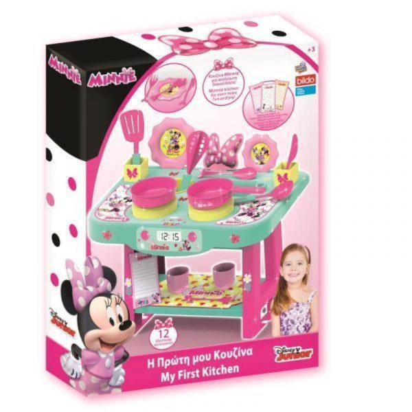 Minnie Mouse my first toy kitchen