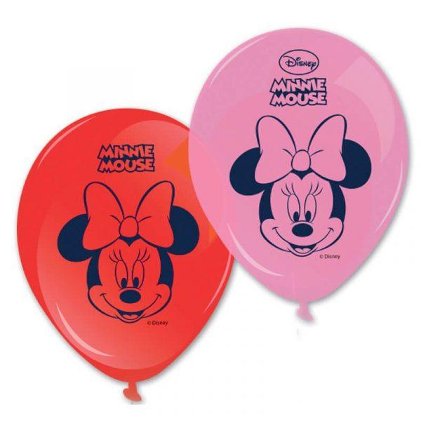 baloes minnie rosa 4651298