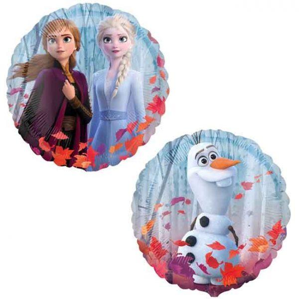 globos de foil 17 frozen 2