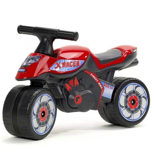 falk detski motor za qjdene i butane Falk X Racer cherven