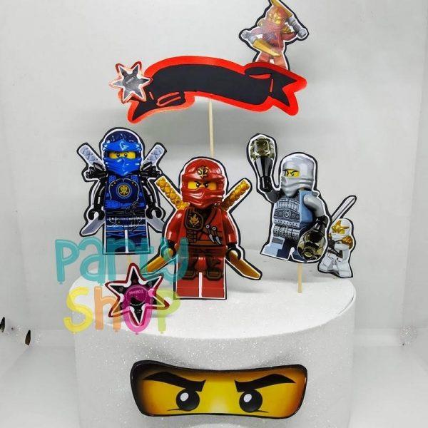 lego ninjago toppwer 452