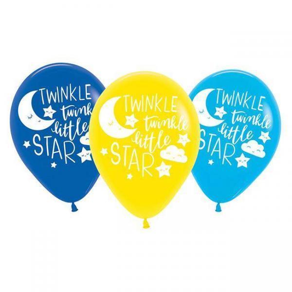 luftballons shining star