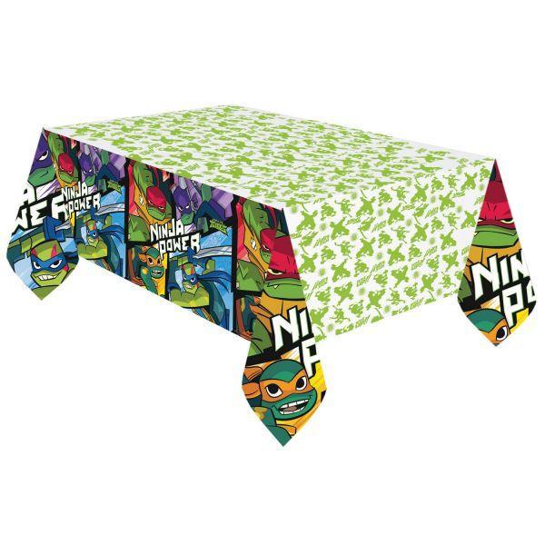 592525 3 toalha festa tartarugas ninja power