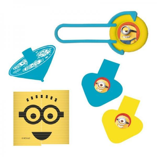 juguetitos minions para relleno para pinata 24 piezas 6x4 1