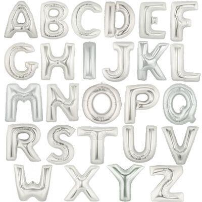 balao foil letras
