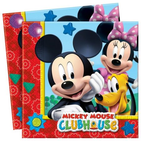 guardanapos mickey clubhouse