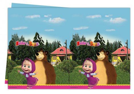 toalha masha e o urso