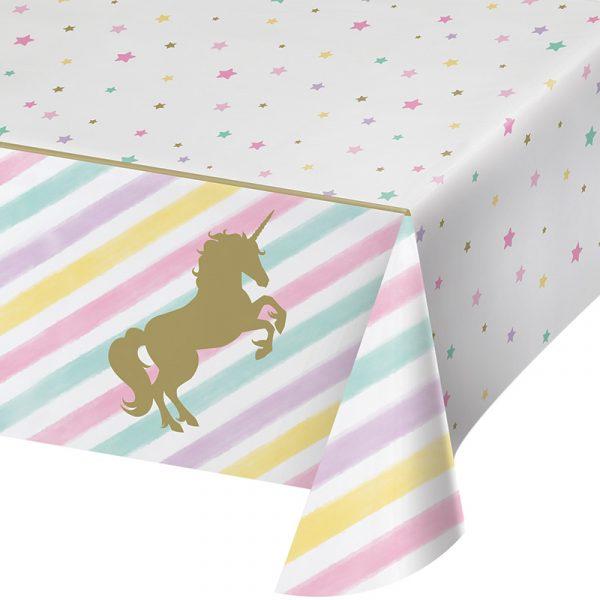toalha unicornios